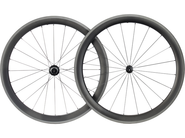 edco Allroad Wielset Carbon 700x25C TLR, black